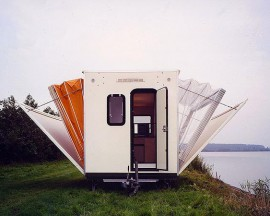 camping car dépliable