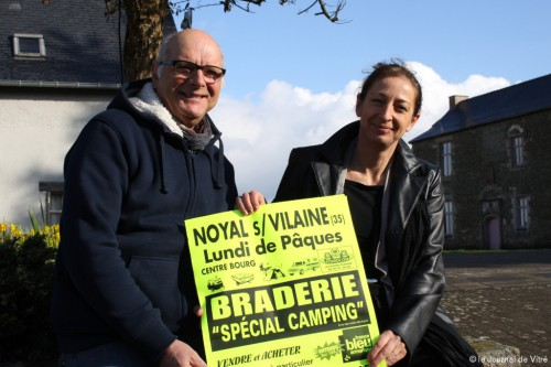 braderie camping