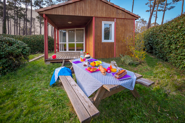Chalet 4 persons 2 Bedrooms
