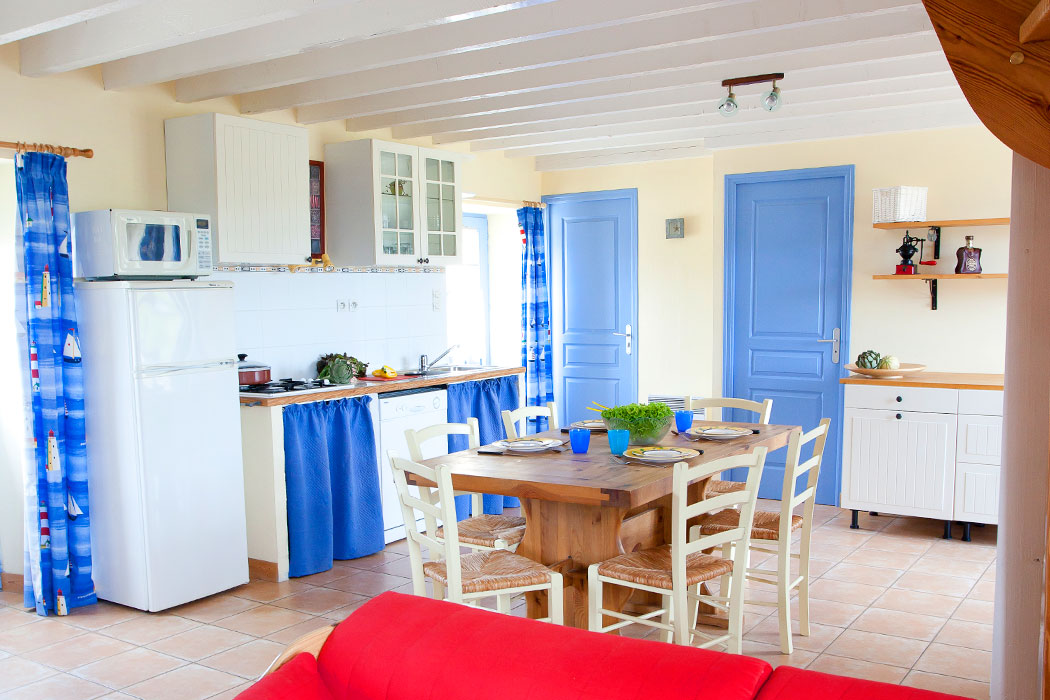Cottage 4/5 persone 2 camere