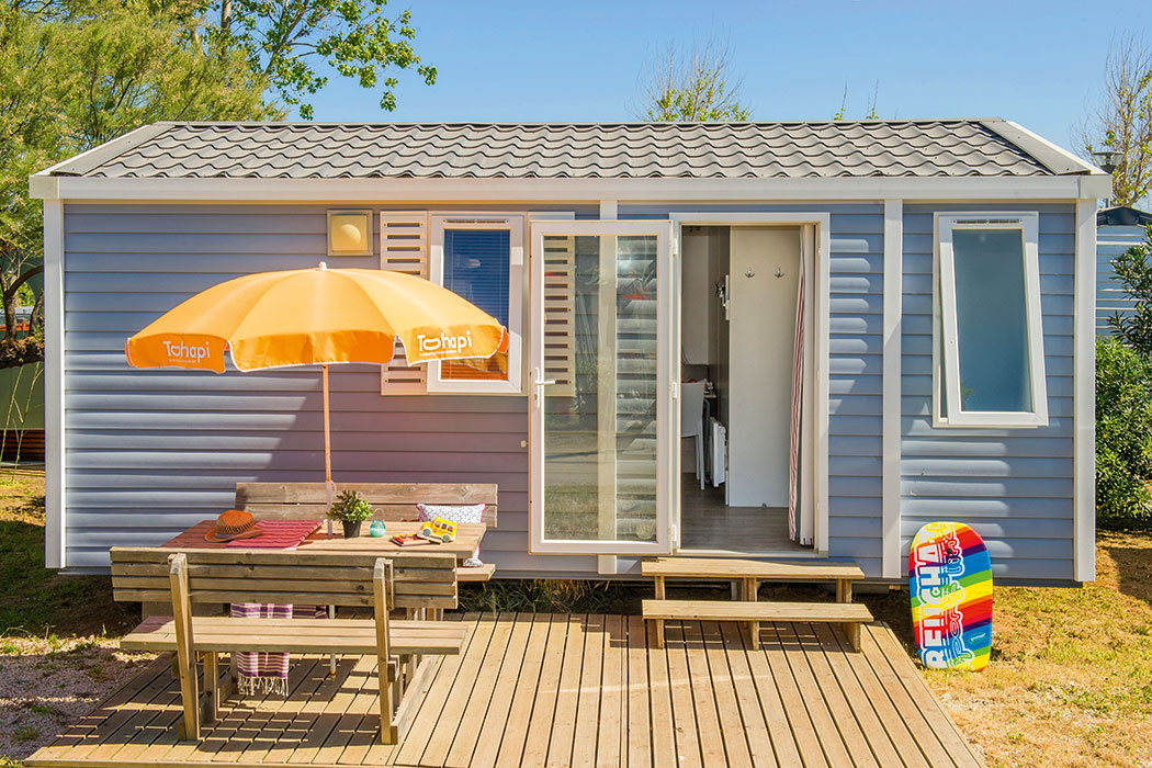 Mobil-home Relax 4 persone 2 camere