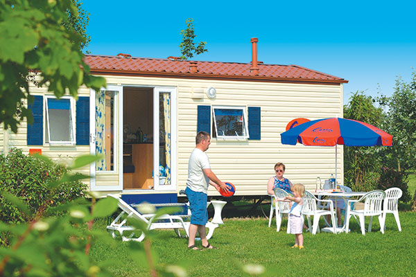 Select Mobil-home 5 personnes 2 dormitorios
