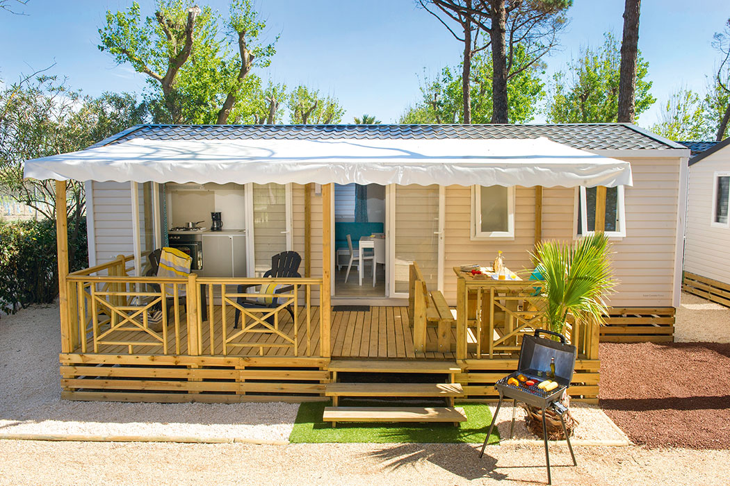 Premium Mobile Home 3 bedroom sleeps 6