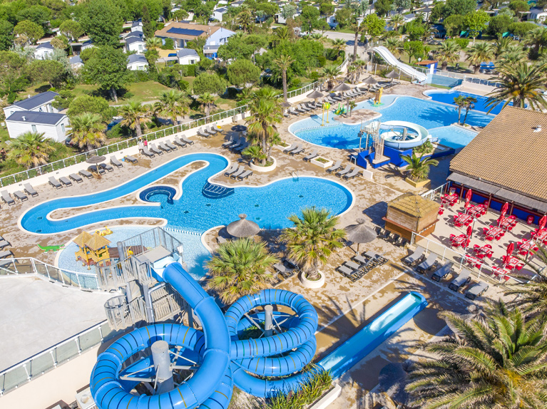 Camping Club Le Marisol France