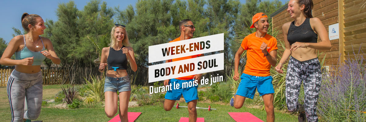 Week-end Body and Soul